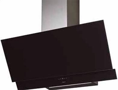 Cata JUNO 900 XGBK - Campana Chimenea Ancho 90 Cm Negra