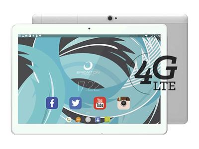 """Brigmton BTPC-1023OC4G.B - Tablet 10"""" Android"""