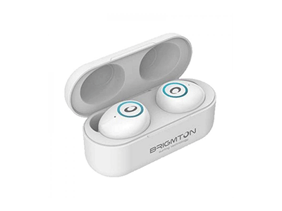 Brigmton BML-16-B - Auriculares De Boton Bluetooth