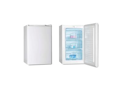 Rommer CV11 A+ - Congelador Vertical A+ Alto 85 Cm 60 Litros Blanco