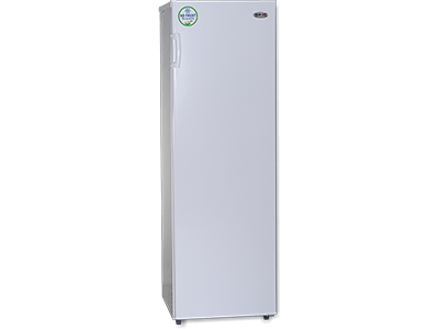 Rommer CV166NF A+ - Congelador Rommer  Vertical Nofrost A+ Alto 169 Cm 200 Litros Blanco