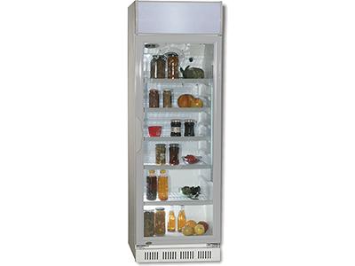 Rommer LG-230 X - Frigorifico Una Puerta A Alto 160 Cm Ancho 55 Cm Blanco