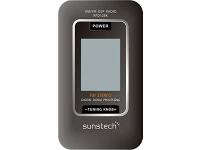 Sunstech RPD12BK - Transistor