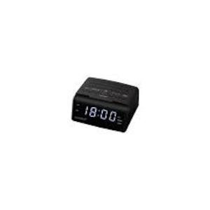 Sunstech FRD35UBK - Radio Reloj Negro