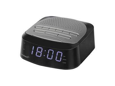 Sunstech FRD40BTTN - Radio Reloj Bluetooth
