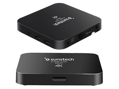 Sunstech SUNCASTBK - Adaptador TV Android