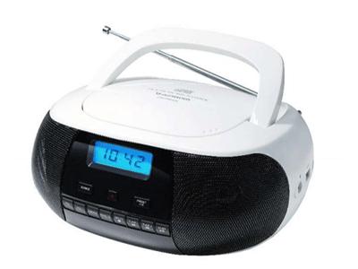 Sunstech CRUSM400WT - Radio Cd