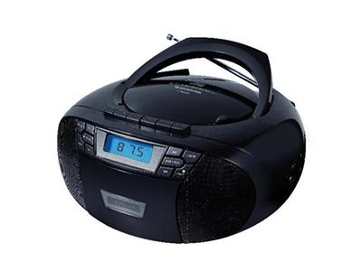 Sunstech CXUM53BK - Radio Cd
