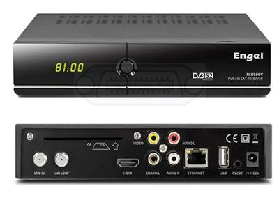 Engel RS8100Y - Sintonizador Wifi