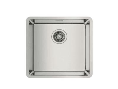 Teka BE LINEA RS15 40.40 - Fregadero De Cocina Acero 40 Cm 1 Cubeta 0 Escurridor