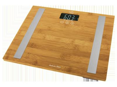 Jata 577 - Peso De Baño Analizador Fitness