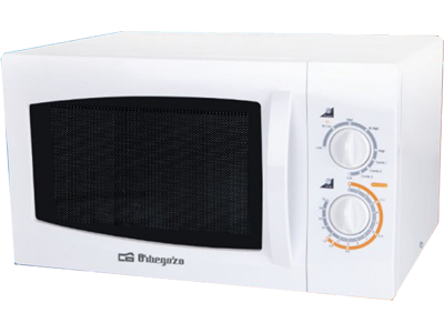 Orbegozo MIG 2322 - Horno Microondas Con Grill 23 Litros Blanco