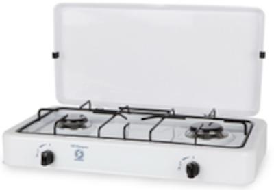 Orbegozo FO 2350 - Hornillo 2 Zonas Gas