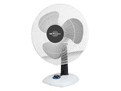 Orbegozo TF 0123 - Ventilador Sobremesa 23cm