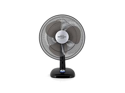 Orbegozo TF 0134 - Ventilador Sobremesa 30 Cm 40w 3 Velocidades