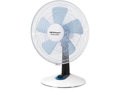 Orbegozo TF 0148 - Ventilador Sobremesa 40cm 50w 4 Vel