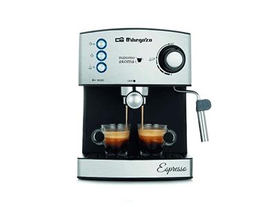 Orbegozo EX3050 - Cafetera Expres