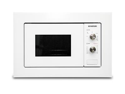 Infiniton IMW-WHITE1720 - Horno Microondas Integrable 20 Litros Con Grill Blanco