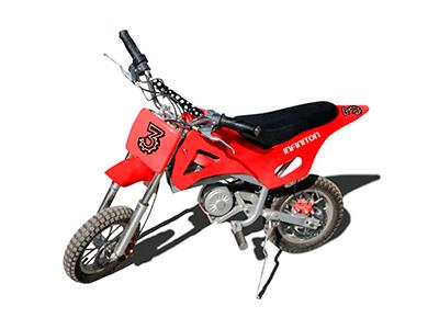 Infiniton MOTORBIKE 300 ROJO - Moto Elec.