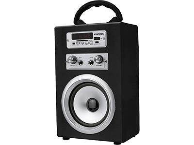 Infiniton K8 NEGRO - Altavoz 5W Bluetooth
