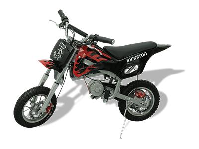 Infiniton MOTORBIKE 300 NEGRO - Moto Elec.