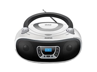 Infiniton MPCD-BT94 BLANCO - Radio Cd