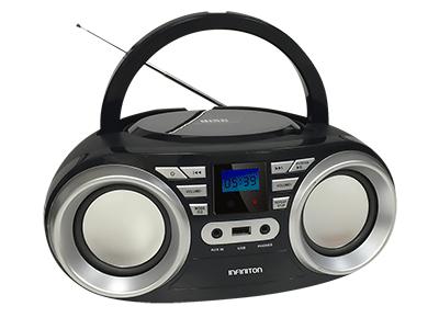 Infiniton MPCD-88 NEGRO - Radio Cd