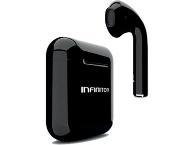 Infiniton EP-WIR52 BLANCO - Auriculares De Boton Bluetooth EP WIR52 BLANCO BLUETOOTH