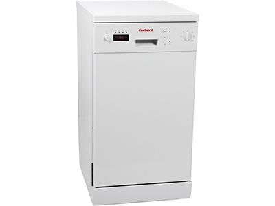 Corbero CLV301W - Lavavajillas 45 Cm A++ 10 Cubiertos Blanco