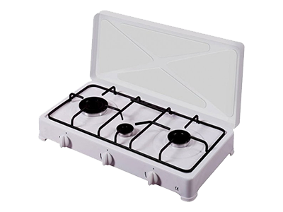 Vitrokitchen 300BB - Hornillo 3gas Butano