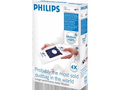Philips FC8021/03 - Bolsa Aspirador Universal