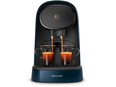 Philips LM8012/41 - Cafetera Capsulas Lor Barista Azul