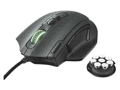Trust 20411 - Raton Gxt 155 Caldor Gaming