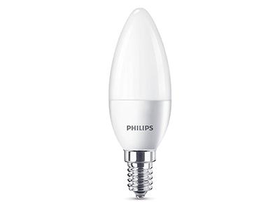 Philips LED 40W E14 WW 230V B39 FR ND/4 - Bombilla
