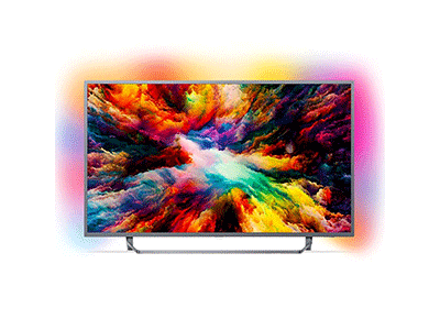"""Philips 55PUS7303/12 - Televisor Led Smart Tv 55"""" 4k"""