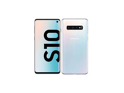"Samsung GALAXY S10 BLANCO - Telefono Movil 6,1"" Android"