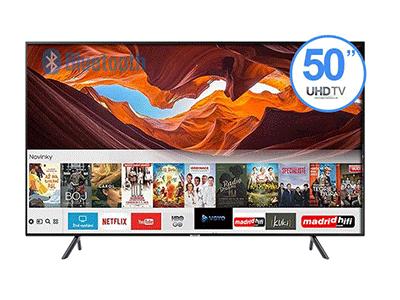 "Samsung UE50RU7105KXXC - Televisor Led Smart Tv 50"" 4k"