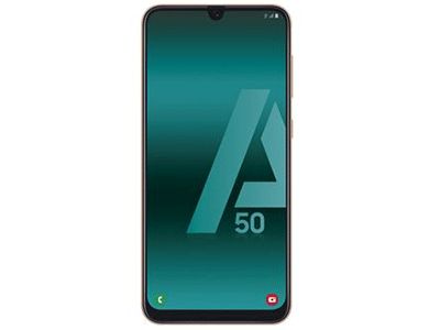"Samsung A50 CORAL - Telefono Movil 6,4"" Android"