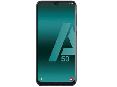"Samsung A50 BLACK - Telefono Movil 6,4"" Android"