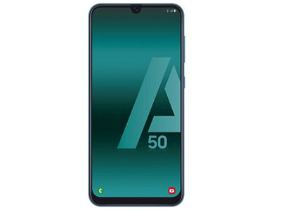 "Samsung A50 BLUE - Telefono Movil 6,4"" Android"