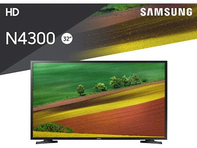 "Samsung UE32N4300AKXXC - Televisor Led Smart Tv 32"" Hd"
