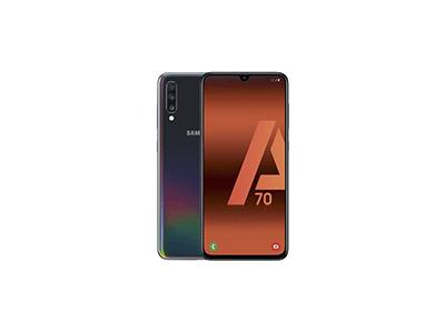 "Samsung GALAXY A70 NEGRO - Telefono Movil 6,7"" Android"