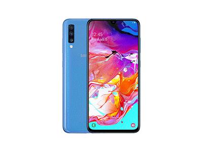 "Samsung GALAXY A70 AZUL - Telefono Movil 6,7"" Android"