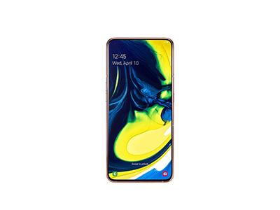 "Samsung GALAXY A80 NEGRO - Telefono Movil 6,7"" Android"