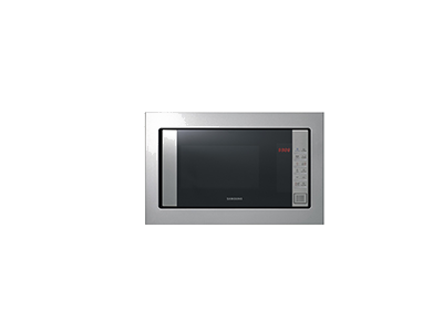 Samsung FG87SST/XEC - Horno Microondas Integrable 23 Litros Con Grill Inox