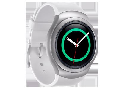 Samsung GEAR S2 BLANCO-SILVER - Reloj Inteligente