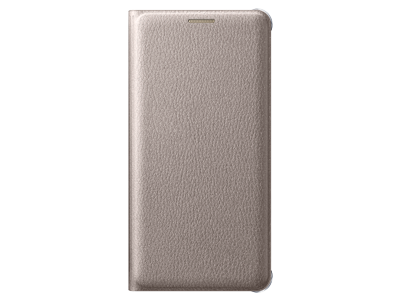 Samsung FLIP WALLET GOLD P/A5 - Funda Para Movil