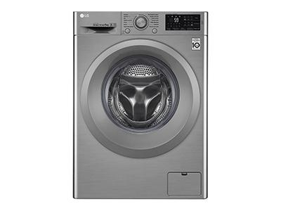 Lg F4J5TN7S - Lavadora Carga Frontal 8 Kg 1400 Rpm A+++ Inox